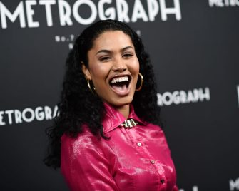 NEW YORK, NY - MARCH 21:  Leyna Bloom attends the Metrograph 3rd Anniversary Party at Metrograph on March 21, 2019 in New York City.  (Photo by Dimitrios Kambouris/Getty Images)