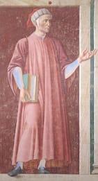 Uffizi, il Dante di Andrea del Castagno risplende dopo il restauro