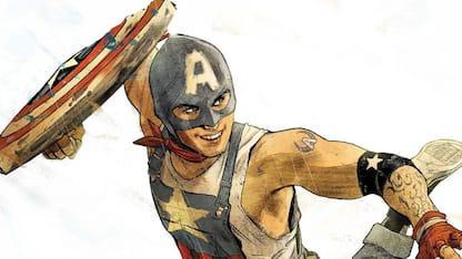 Marvel annuncia, a giugno in arrivo un Captain America gay