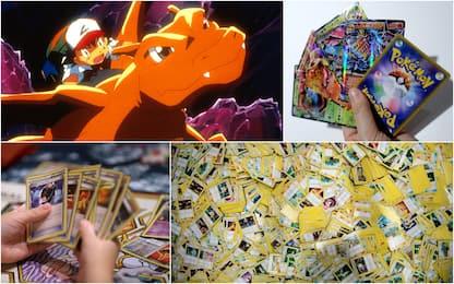 Pokémon, carta di Charizard olografica venduta a oltre 300mila dollari
