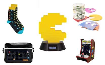 Pac-man compie 41 anni: 10 gadget regalo per gli amanti del videogioco