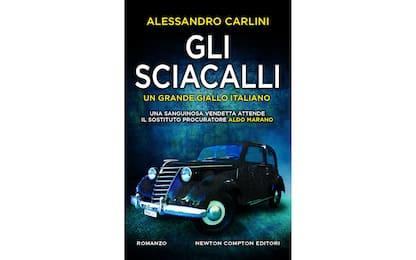 """Ferrara e la banda della 1100: """"Gli Sciacalli"""" di Alessandro Carlini"""