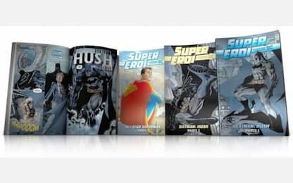 """Fumetti, arriva in edicola """"Super-Eroi: Le Leggende DC"""""""