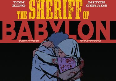 Sheriff of Babylon, un noir di guerra firmato Tom King