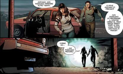 Red Border, un fumetto horror al confine tra Messico e Stati Uniti