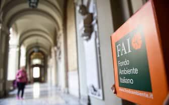 Foto LaPresse - Claudio Furlan 13/10/2018 Milano ( Mi ) Cronaca Giornate del Fai, Palazzo Marino aperto al pubblico