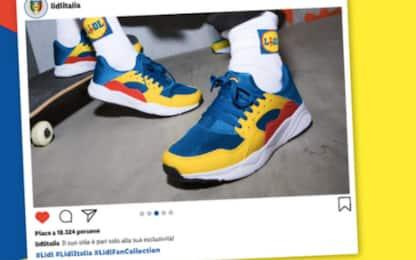 Le scarpe Lidl tornano in vendita in Italia dal 10 maggio