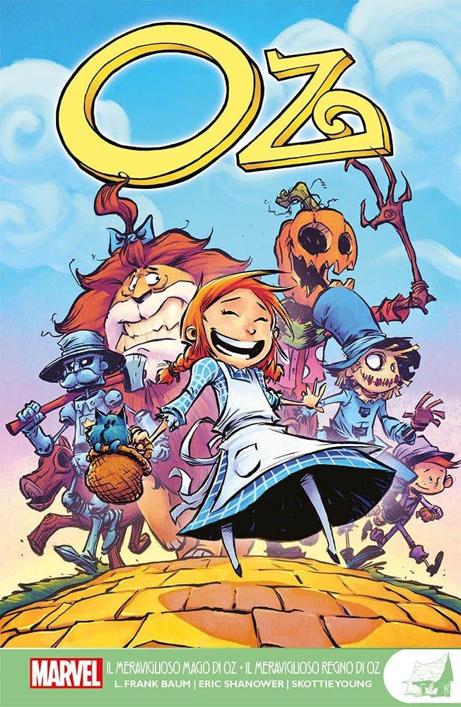 Oz, il fumetto