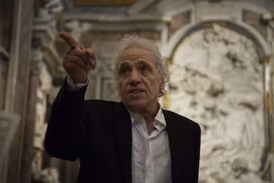 Abel Ferrara al Cristo velato per la Giornata dei Musei