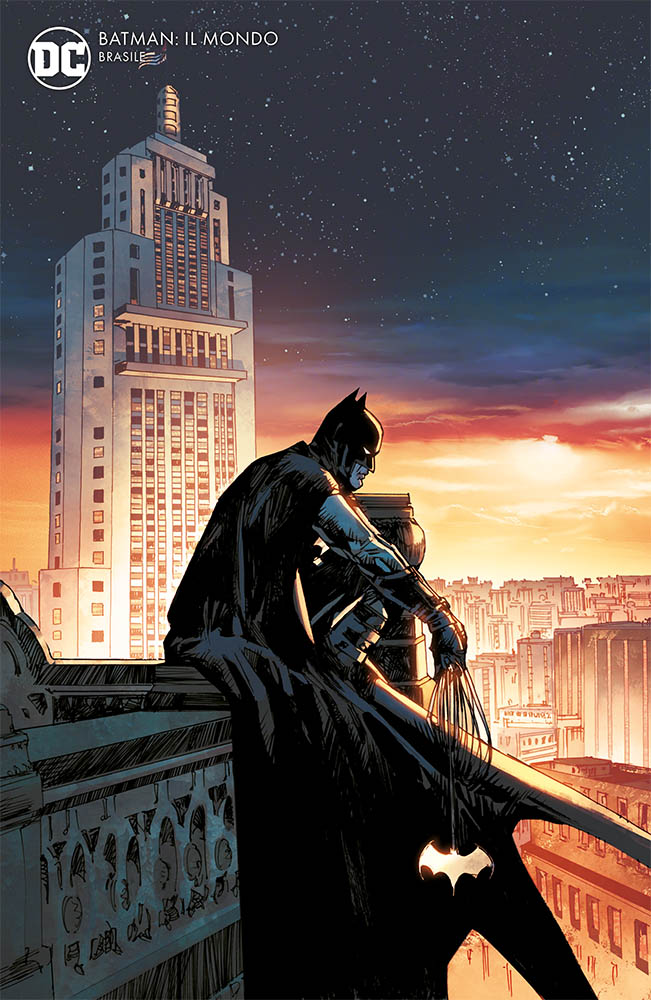 Batman Mondo