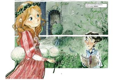 Amor mi mosse, l'edizione definitiva del fumetto dedicato a Dante