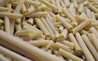 Penne lisce di pasta