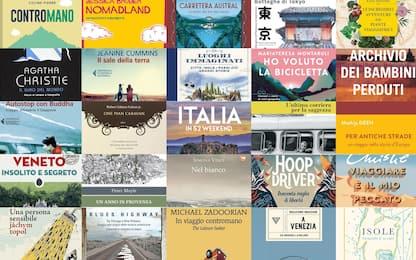 Estate 2021, i 25 libri di viaggio da mettere in valigia