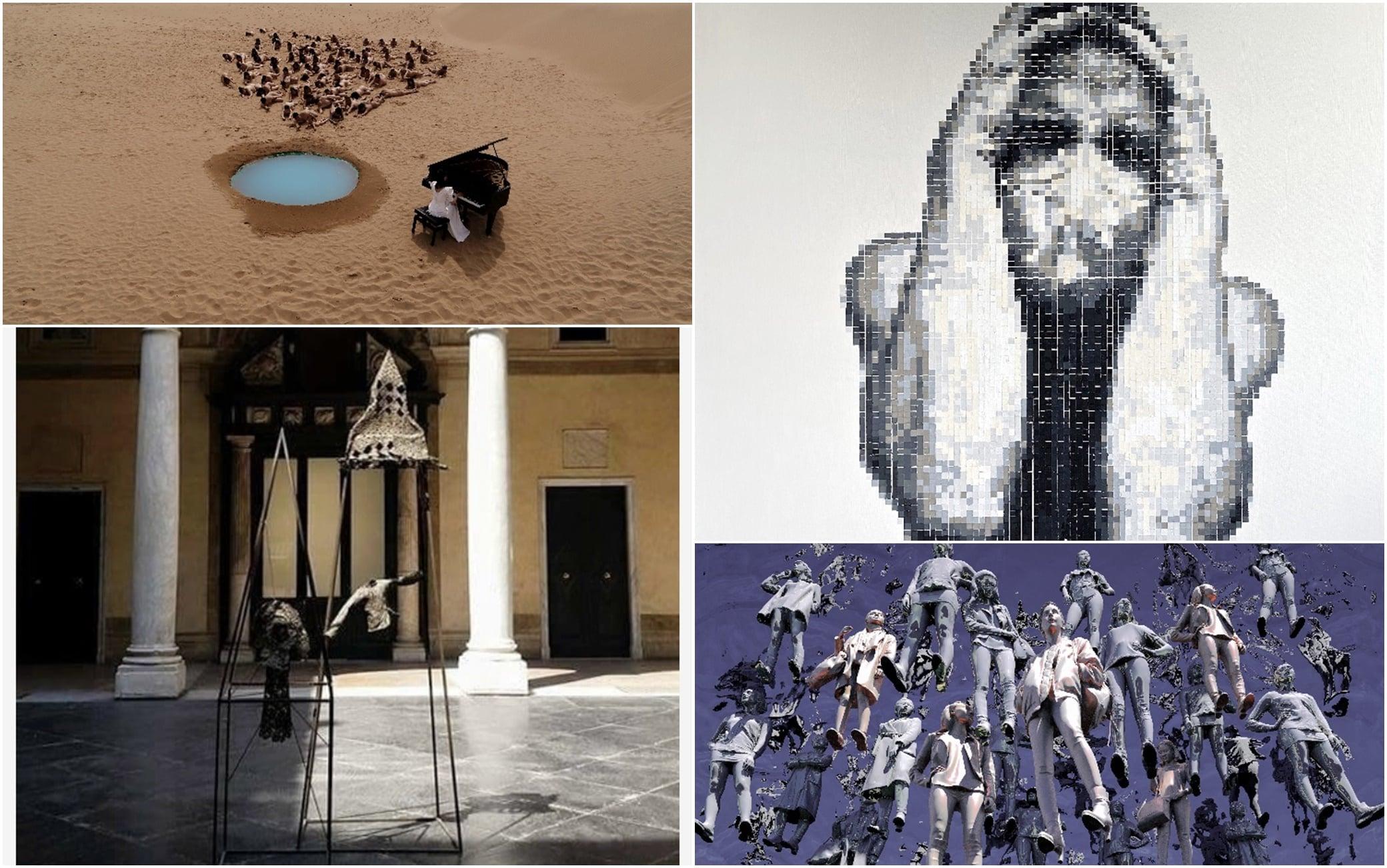 La Biennale 2021 di Genova