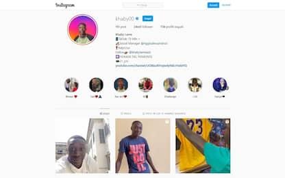 Instagram, Khaby Lame supera Chiara Ferragni: ha 24 mln di follower