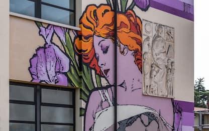 A Padova una galleria d'arte a cielo aperto