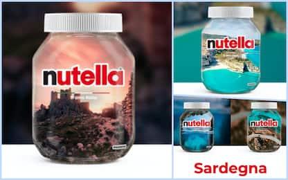 Nutella, torna la special edition Ti amo Italia: i luoghi del 2021
