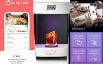 Alcune app per bere e mangiare