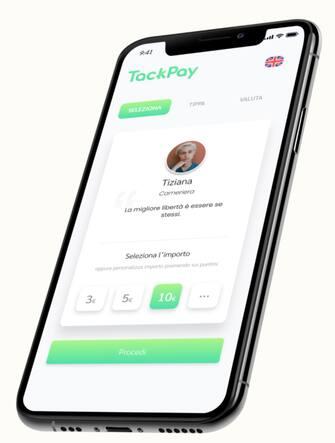 L'app Tackpay