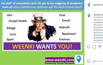 L'app Weenki