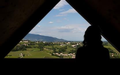 """La """"strada del Prosecco"""", tra le colline di Conegliano e Valdobbiadene"""