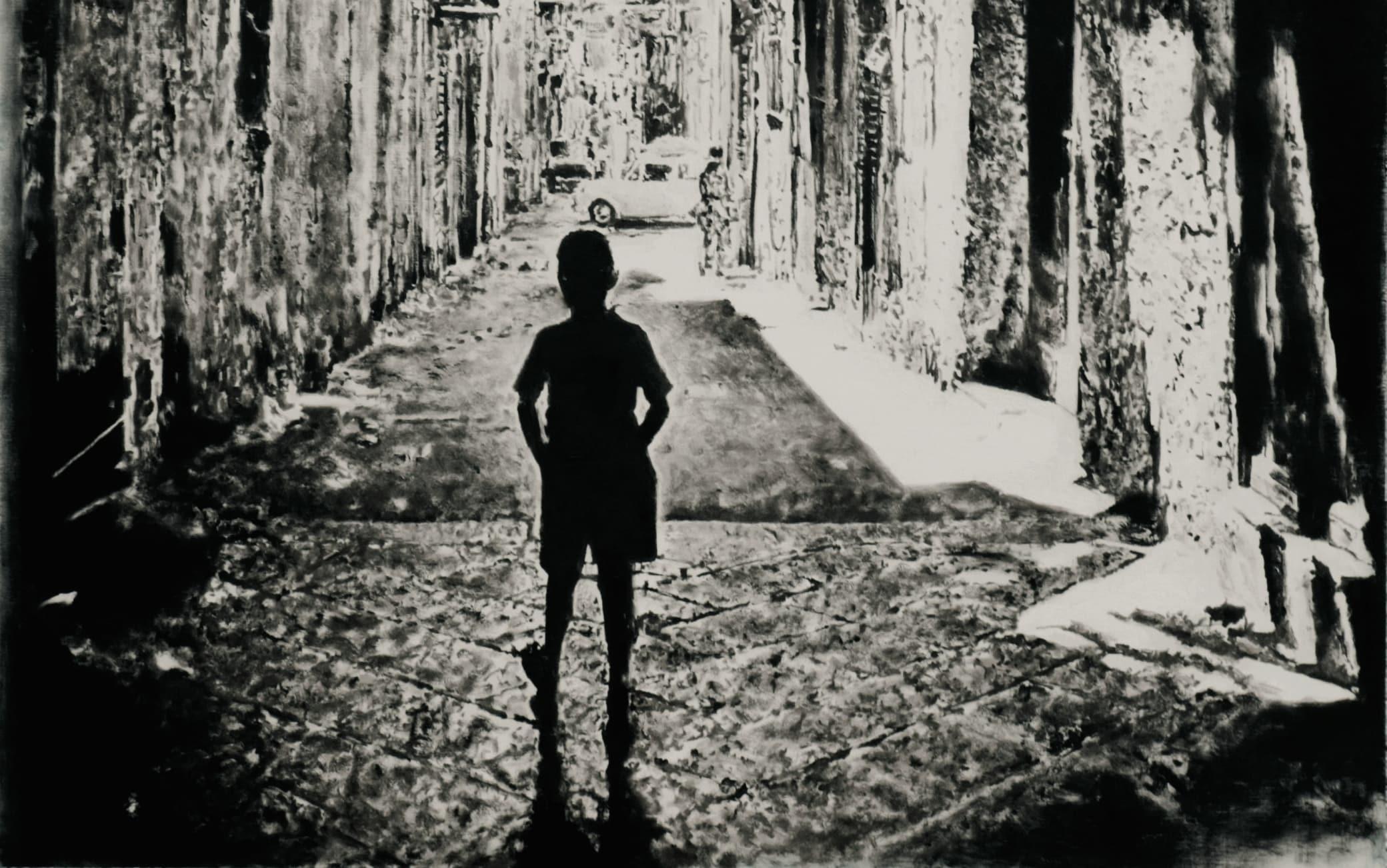 Un quadro di Fabio De Santis