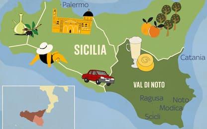 Sicilia 'on the road' tra i bagli e le masserie del Val di Noto. FOTO