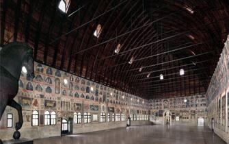 Palazzo della Regione a Padova