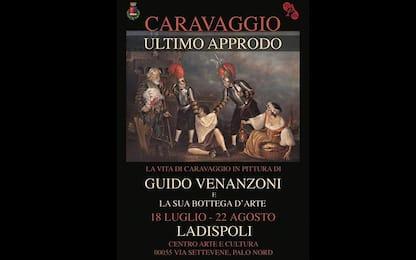 """Caravaggio """"Ultimo approdo"""", la vita del maestro in mostra a Ladispoli"""