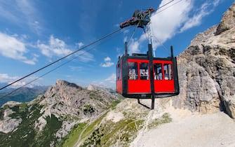 Lagazuoi Expo Dolomiti