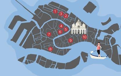 Venezia, alla scoperta dei 10 bacari più caratteristici. FOTO