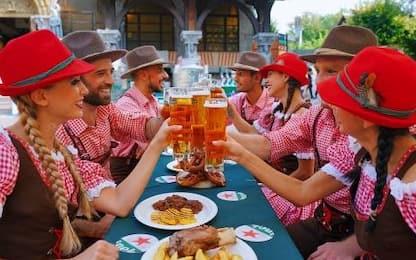 A Gardaland dal 18 settembre al 3 ottobre è tempo di Oktoberfest