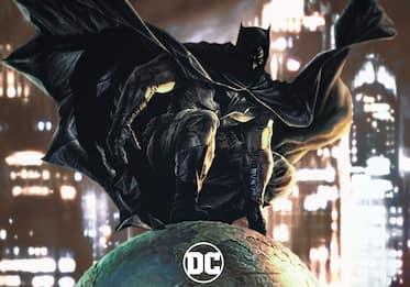Batman Day, il Cavaliere Oscuro approda a Roma con Ianus