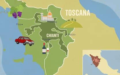 Toscana 'on the road', viaggio tra i wine resort del Chianti. FOTO