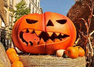 A Cinecittà World è già arrivato Halloween