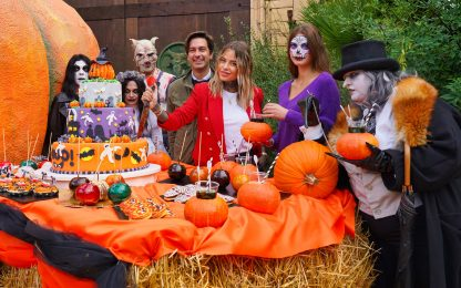 Gardaland, tornano i venerdì da paura con Magic Halloween