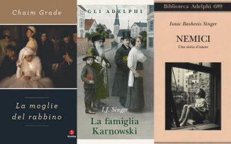 """""""La moglie del rabbino"""", """"La famiglia Karnowski"""" e """"Nemici"""""""