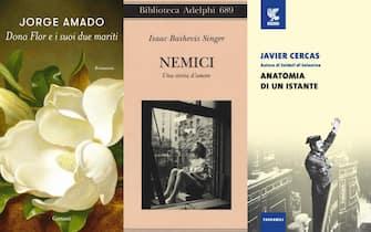 """""""Dona Flor e i suoi due mariti"""", """"Nemici"""", """"Anatomia di un istante"""""""