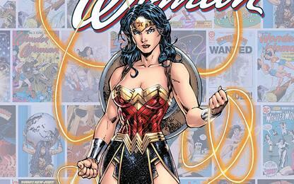 Wonder Woman compie 80 anni ed entra nella Hall of Fame del Comic-Con