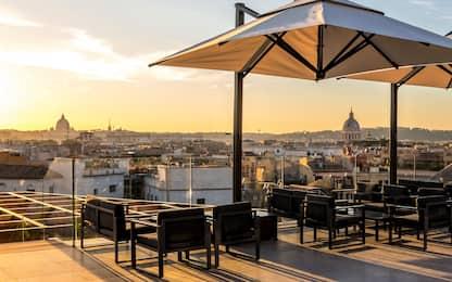 """""""La Grande Bellezza"""", i Rooftop bar più panoramici di Roma. FOTO"""