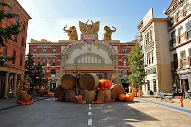 A Cinecittà World si festeggia Halloween tra zombie e vampiri