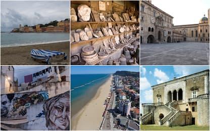Capitale della cultura italiana 2024: le 23 città candidate. FOTO