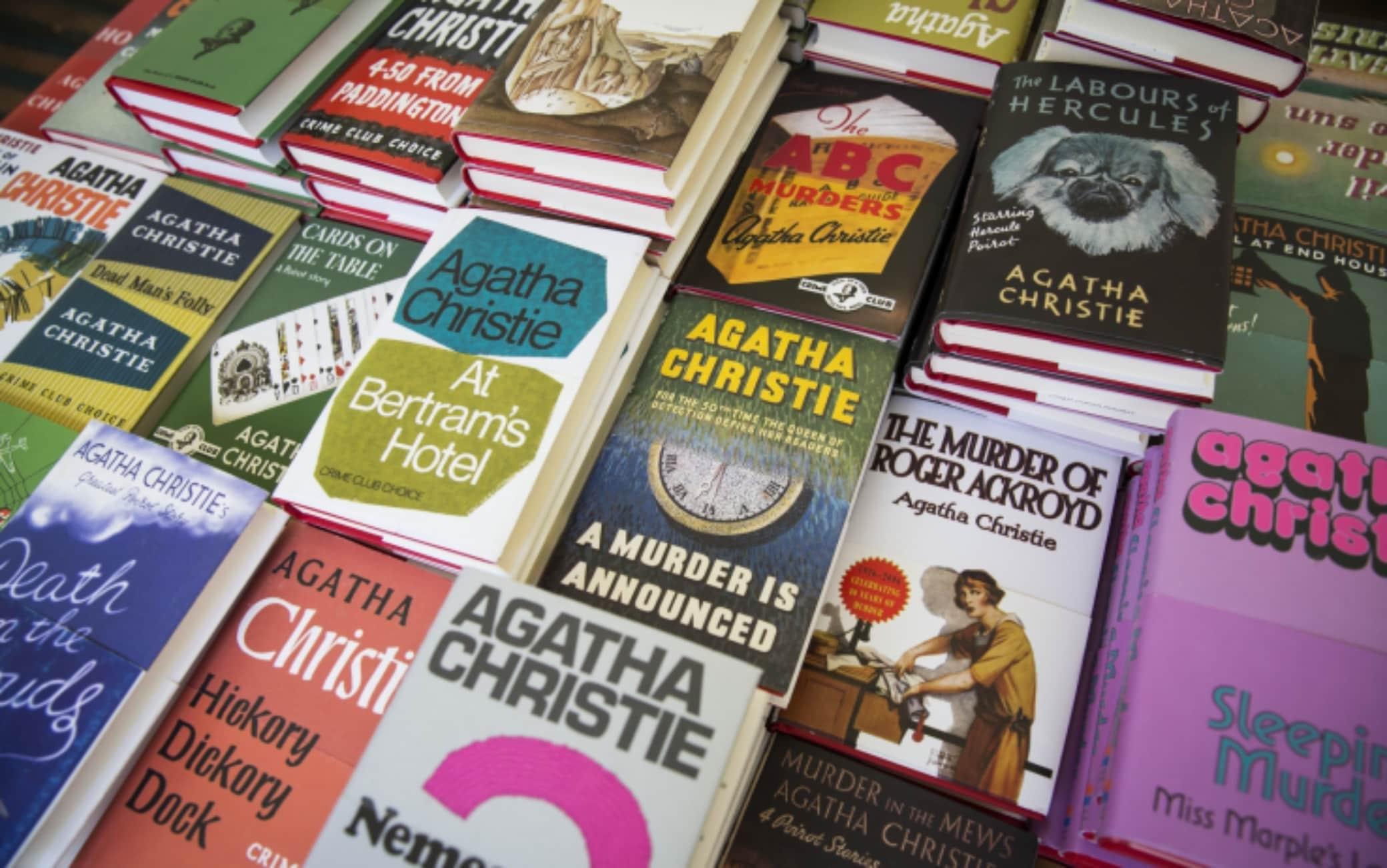 I libri di Agatha Christie