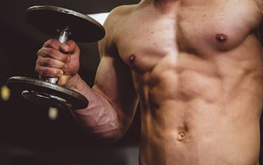 Bodybuilding cover