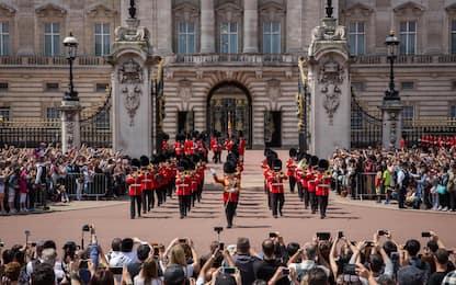 Buckingham Palace, quello che c'è da sapere sul cambio della guardia