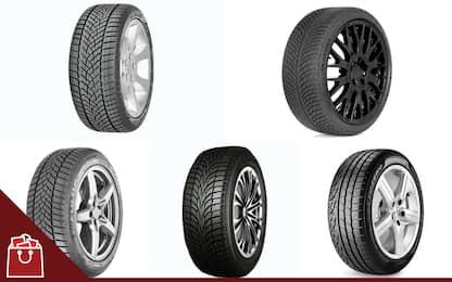 Cambio gomme, i migliori pneumatici invernali