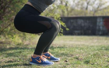 5 esercizi efficaci contro la cellulite da fare a casa