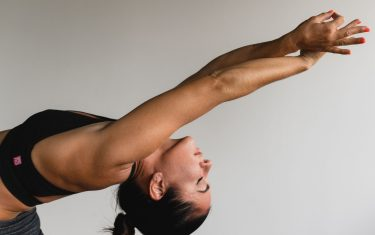 Stretching collo cover