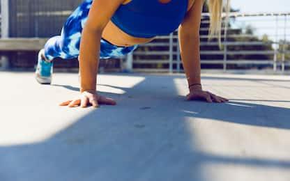 Push up per i pettorali, come eseguire correttamente l'esercizio