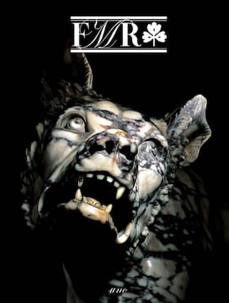 Una copertina della rivista 'FMR' di Franco Maria Ricci. UFFICIO STAMPA/ANSA/DEF